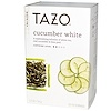 Tazo Teas, Cucumber White Tea, 20 Filterbags, 1.2 oz (34 g)