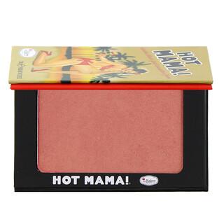 theBalm Cosmetics, 辣媽,陰影/腮紅,0.25 盎司(7.08 克)