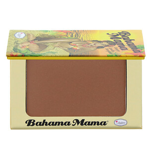 theBalm Cosmetics, Bahama Mama, Bronzer, Shadow & Contour Powder, 0.25 oz (7.08 g) отзывы покупателей