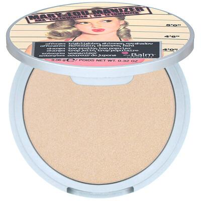 Купить TheBalm Cosmetics Mary-Lou Manizer, хайлайтер и тени, 9, 06г