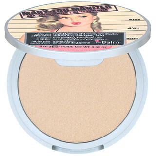 theBalm Cosmetics, 瑪麗露花花小姐,螢光筆和暗影,0.32 盎司(9.06 克)