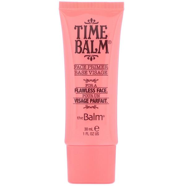 theBalm Cosmetics, Time Balm Primer, 1 fl oz (30 ml)