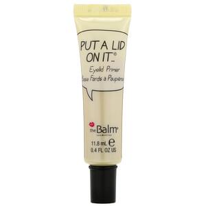 theBalm Cosmetics, Put A Lid On It, Eyelid Primer, 0.4 fl oz (11.8 ml) отзывы