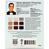 theBalm Cosmetics, Meet Matte Trimony, Matte Eyeshadow Palette, Marriage Matt(e)rial, 0.756 oz (21.6 g)