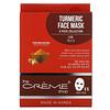 The Creme Shop, Turmeric Beauty Face Mask Pack, 5 Sheets, 4.41 oz (125 g)