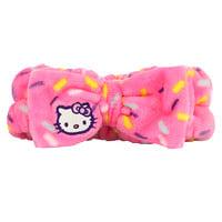 The Creme Shop, Hello Kitty Plush Spa Headband, Celebrate, 1 Count