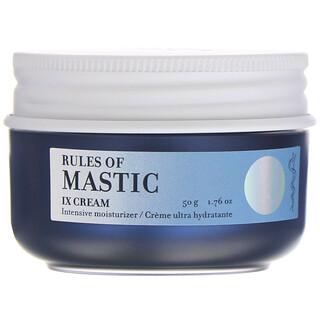 Too Cool for School, Rules of Mastic, IX Cream, 1.76 oz (50 g)