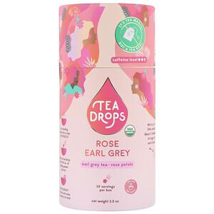 Tea Drops, Rose Earl Grey, 3.2 oz отзывы