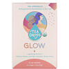 Tea Drops, Tea Sprinkles, Glow, Caffeine Free, 12 Tea Packets, 1.94 oz (55 g)