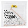 The Dirt, Pure Copper, Tongue Scraper, 1 Piece