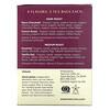 Teeccino, ローストハーブティーサンプル、4種類、カフェインフリー、ティーバッグ12袋、72g(2.54オンス)