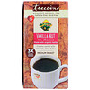 Teeccino, Herbal Coffee, Medium Roast, Vanilla Nut, No Caffeine, 25 Tee-Bags, 5.3 oz (150 g)