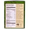 Teeccino, Organic Chicory Herbal Tea, French Dark Roast, Caffeine Free, 10 Tee Bags, 2.12 oz (60 g)