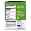 Teeccino, Organic Roasted Herbal Tea, Maca Chocolate, Caffeine Free, 10 Tea Bags, 2.12 oz (60 g)