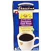 Teeccino, Herbal Coffee, Dark Roast, Organic Dandelion, Caffeine Free, 25 Tee-Bags, 5.3 oz (150 g)