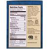 Teeccino, Té de Hierbas de achicoria, Diente de león orgánico y coco, sin cafeína, 10 bolsas de té, 2,12 oz (60 g)