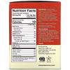 Teeccino, Mushroom Herbal Tea, Organic Reishi Eleuthero, French Roast, Caffeine Free, 10 Tea Bags, 2.12 oz (60 g)