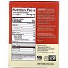Teeccino, Mushroom Herbal Tea, Organic Chaga Ashwagandha, Caffeine Free , 10 Tea Bags, 2.12 oz (60 g)