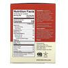 Teeccino, Mushroom Herbal Tea, Turkey Tail Astragalus, 10 Tea Bags, 2.12 oz (60 g)