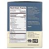 Teeccino, Prebiotic Herbal Tea, Organic Dark Chocolate, Caffeine Free, 10 Tea Bags, 2.12 oz (60 g)