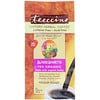 Teeccino, Chicory Herbal Coffee, Medium Roast, Caffeine Free, Almond Amaretto, 11 oz (312 g)
