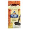 """Teeccino, """"قهوة"""" أعشاب الهندباء البرية، البرتقال، تحميص خفيف، خالية من الكافيين، 11 أونصة (312 جم)"""