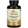 Terra Origin, Healthy Gut Capsules with Immunity Boost Vitamin C & D, 90 Capsules