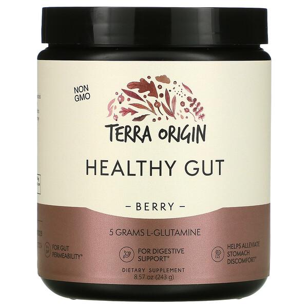 Healthy Gut, Berry, 8.57 oz (243 g)