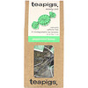 TeaPigs, Minty Cool, Peppermint Leaves, Caffeine Free, 15 Tea Temples, 1.1 oz (30 g)