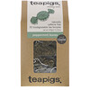 TeaPigs, Minty Cool, Peppermint Leaves, Caffeine Free, 50 Tea Temples, 3.52 oz (100 g)