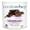 Tera's Whey, rBGH Free Whey Protein, Fair Trade Dark Chocolate, 12 oz (340 g)