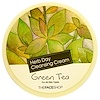 The Face Shop, Herb Day Cleansing Cream, Green Tea, 5 oz (150 ml)