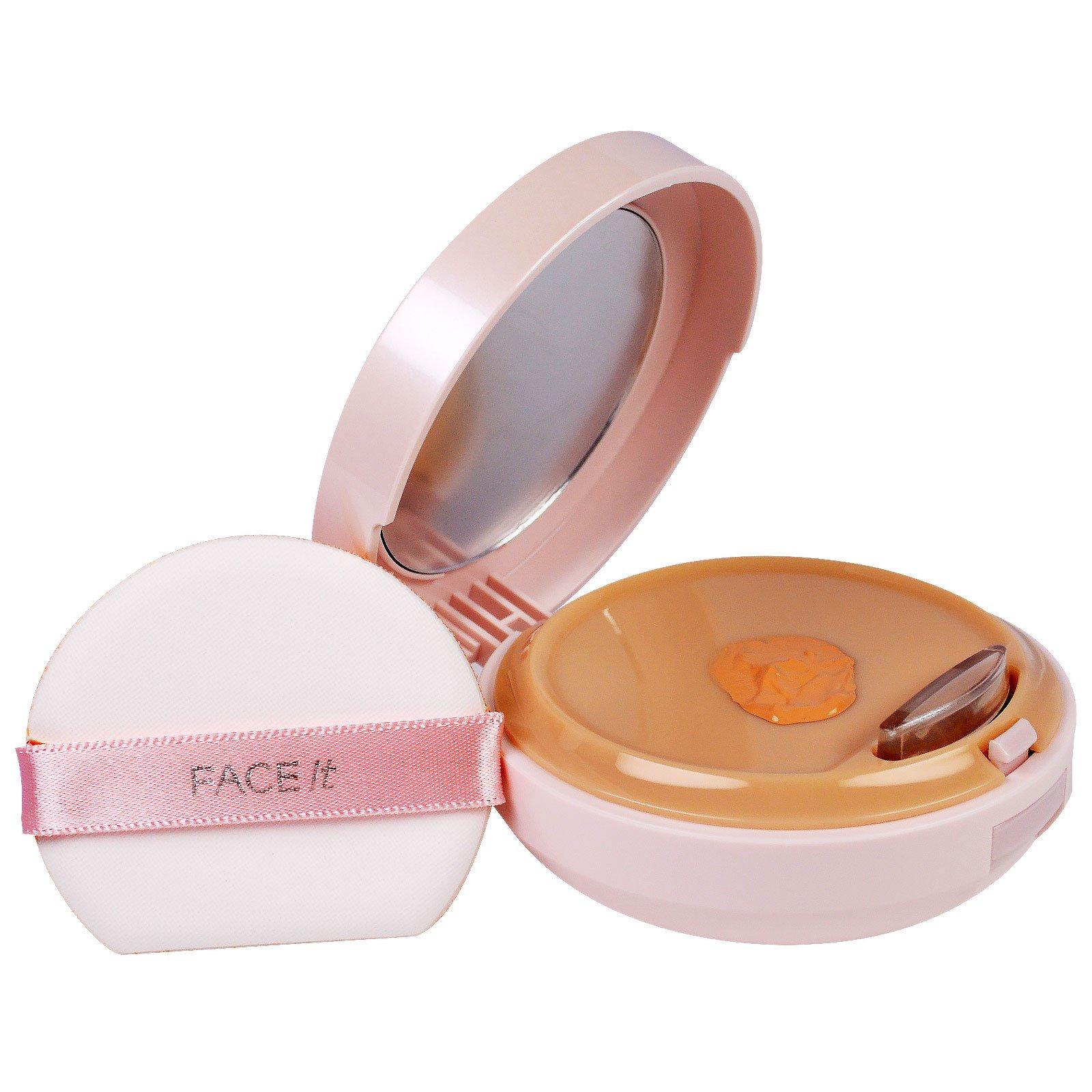 The Face Shop, Крем CC для управления цветом, фактор защиты от солнца 30, Натуральный бежевый 02, 0,70 унции (20 г)