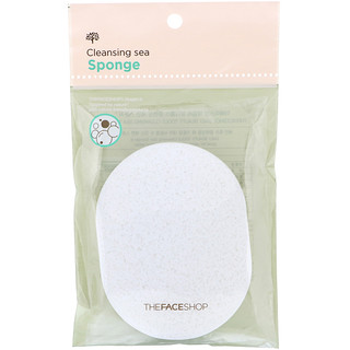 The Face Shop, Cleansing Sea Sponge, 1 Sponge