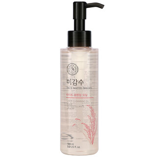 The Face Shop, Rice Water Bright, Light Cleansing Oil, 5 fl oz (150 ml)