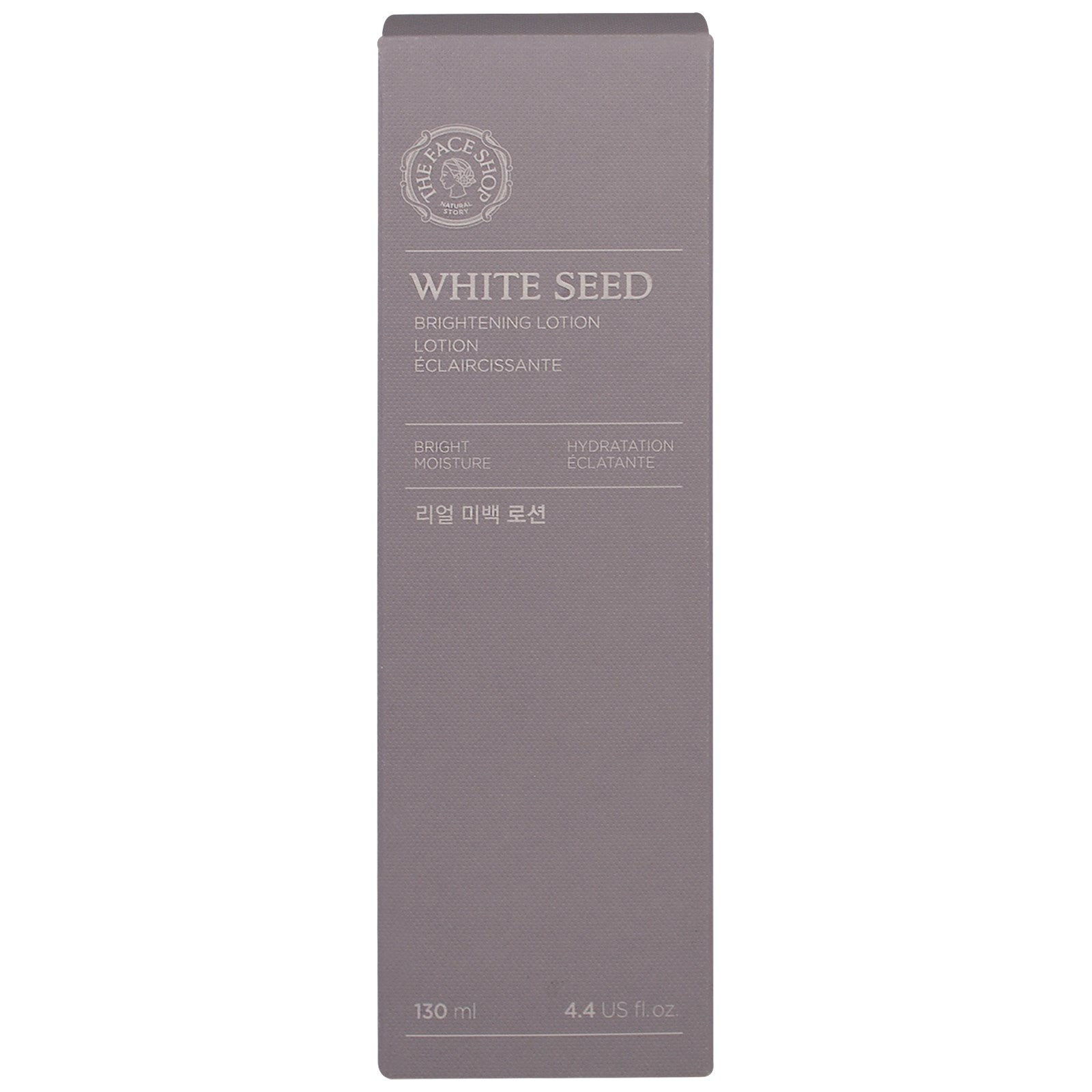 The Face Shop, White Seed, Brightening Lotion, 4.4 Fl Oz