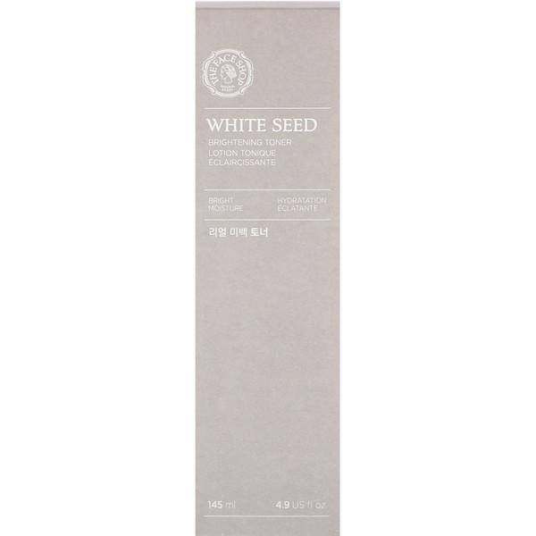The Face Shop, White Seed, Brightening Toner, 4.9 fl oz (145 ml)