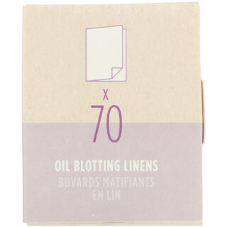 The Face Shop, Oil Blotting Linens, 70 Sheets