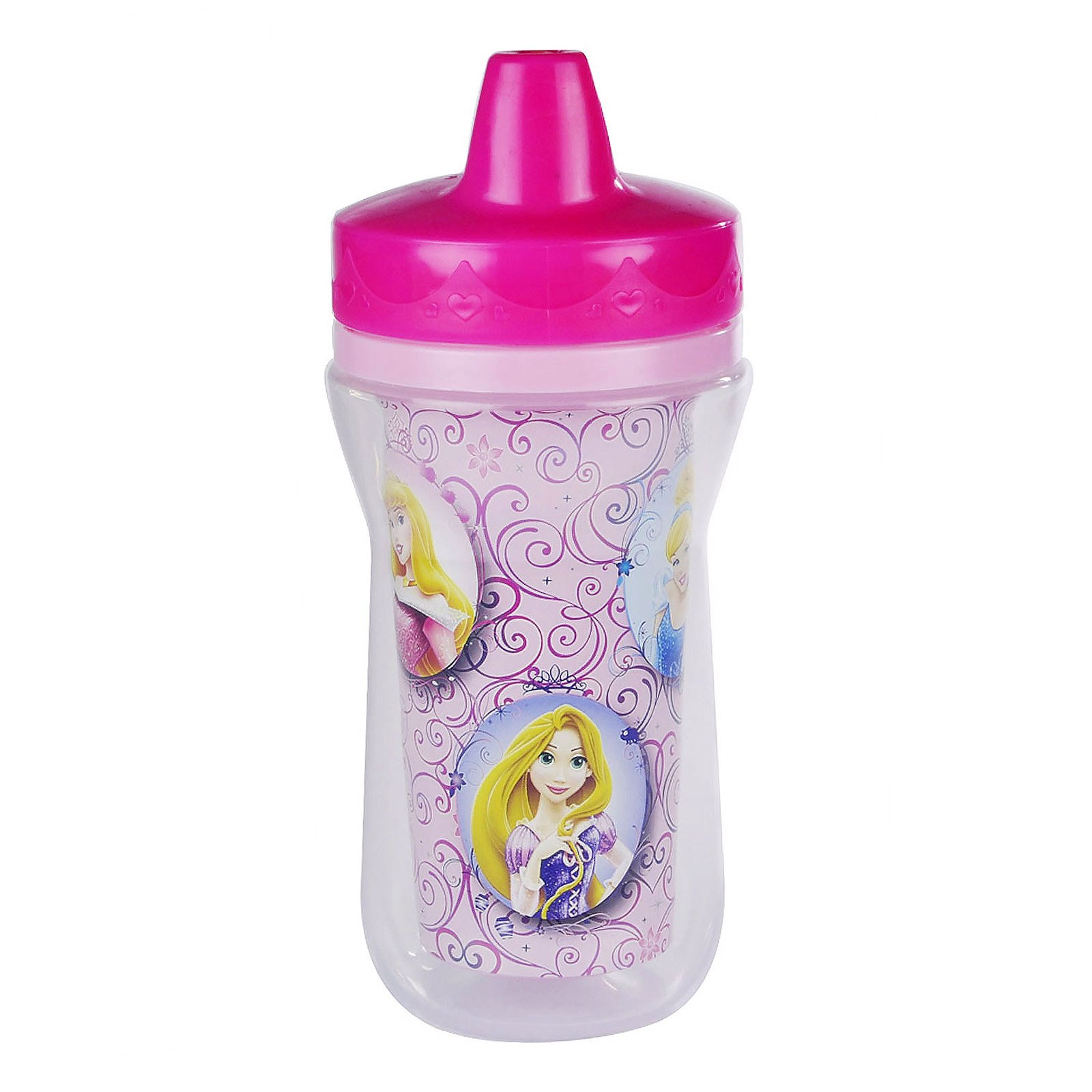 The First Years Disney Princess Insulated Sippy Cup 9