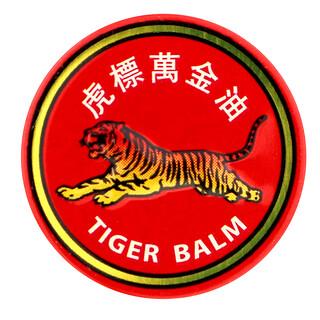 Tiger Balm, 止痛膏,0.14盎司,4克