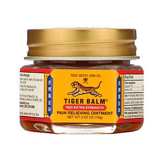 Tiger Balm, Обезболивающая мазь усиленного действия, 18 г (0,63 унции)