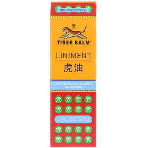 Тигер Балм, Liniment, 2 fl oz (57 ml) отзывы покупателей