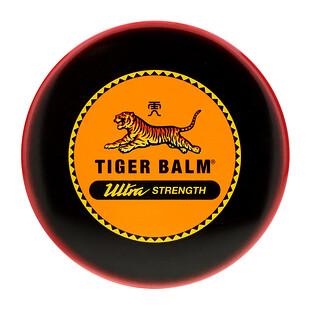 Tiger Balm, 止痛膏,加强型,1.7 盎司(50 克)
