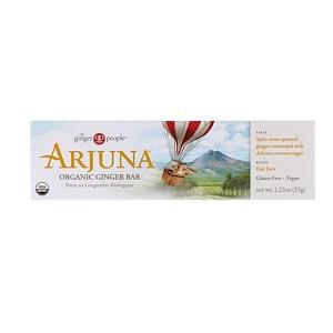 Зе Джинджэр Пипл, Arjuna, Organic Ginger Bar, 1.23 oz (35 g) отзывы