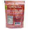 The Ginger People, Gin·Gins، حلوى زنجبيل للمضغ، تفاح حار، 3 أونصة (84 غ)