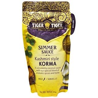 Tiger Tiger, صلصة الكرمه (الكورما)  ١.٠٥ أونصه (٣٠٠ غرام )