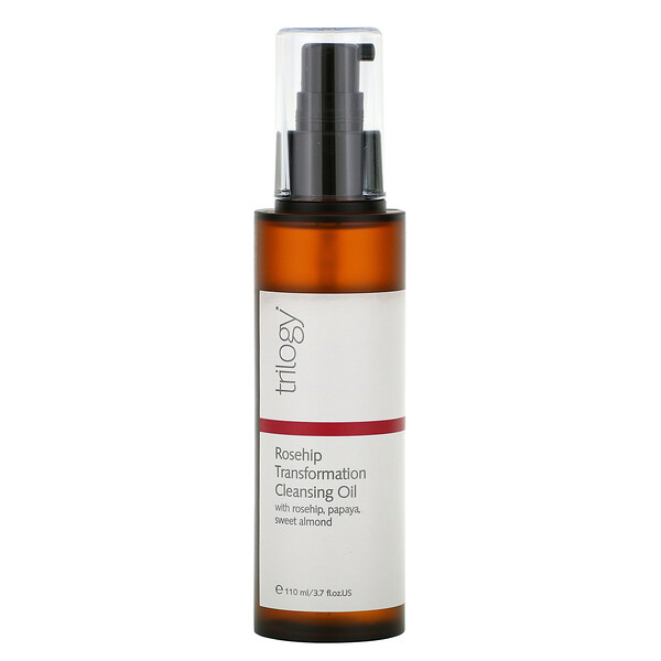 Trilogy, Rosehip Transformation Cleansing Oil, 3.7 fl oz (110 ml)