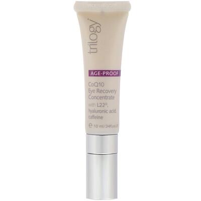 Купить Trilogy Антивозрастной восстанавливающий концентрат для кожи вокруг глаз с коэнзимом Q10, 10мл (0, 34жидк.унции)