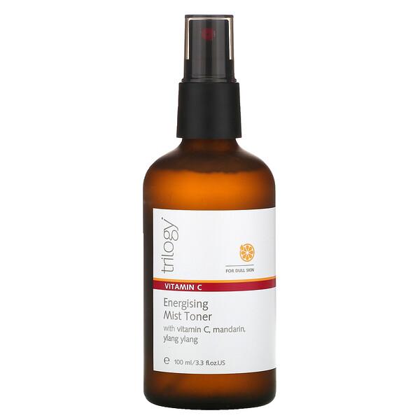 Bruma tonificante y energizante con vitaminaC, 100ml (3,3oz.líq.)
