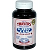 Thayers, Slippery Elm Lozenges, Natural Cherry Flavor, 150 Throat Lozenges (Discontinued Item)